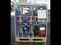 Mobilní úpravna pitné vody