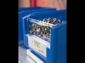 Logistický systém SmartBin – C díly se řídí samy