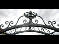 Kované ploty, pojezdové brány, nerezové zábradlí, Zlín