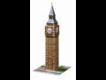3D puzzle Budovy Vám umožní stavět světové stavby bez nutnosti lepení!