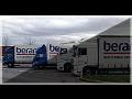 Zahraniční kamionová doprava Španělsko