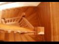 Celodřevěná schodiště na zakázku Praha