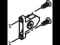 TANDEMBOX plus čelní kování symetrické
