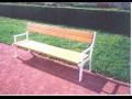 Městský mobiliář, parkové lavičky, zastávky MHD, stojany na kola Zlínský kraj, Uherské Hradiště