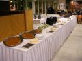 Catering pro rodinné oslavy, rauty, plesy, firemní školení Kroměříž