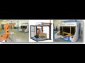 Bin picking - vybírání předmětů  z kontejneru robotem