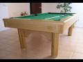 Výroba a renovace kulečníkových stolů