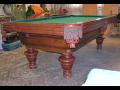 V�roba a renovace kule�n�kov�ch stol�