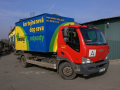 Kontejnerov� doprava, pron�jem kontejner�, kontejnery na nebezpe�n� odpady Prost�jov