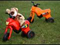 Levná odrážedla, tříkolky, motorky a koloběžky pro Vaše děti