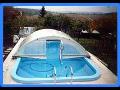 Plastové bazény Znojmo, Jižní Morava
