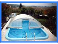 Plastové, laminátové, foliové bazény Třebíč, Jihlava, Vysočina