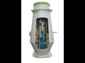 Čerpačky, čerpací jímky pro gravitační a pro tlakovou kanalizaci, ACS, automatická čerpací stanice