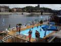 Co v zimě s bazénem? Mobilní nadzemní bazén od Desjoyaux je řešení!