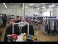 Použité oblečení z dovozu Praha - maloobchodní a velkoobchodní prodej