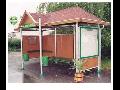 Výroba městský mobiliář Zábřeh