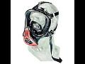 Dýchací přístroje pro dobrovolné hasiče, hasičská celoobličejová maska - exkluzivní nabídka