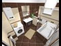 Rekonstrukce bytových jader - vestavby, realizace, renovace