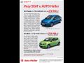 Prodej vozů Seat za AKČNÍ CENY, Seat Toledo, Ibiza, Leon, autosalon Ostrava