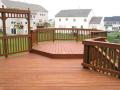 Terasy z dřevoplastového materiálu GRINWOOD