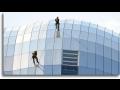Výškové práce, nátěry fasád, odrstranění sněhu ze střech Olomouc