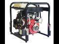 Prodej požárních čerpadel Chvaletice - plovoucí i kalová k dopravě velkého množství vody