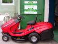 Prodej a servis zahradní techniky