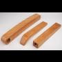 Zakázková výroba obkladových desek a lišt z masivního dřeva