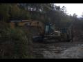 Kompletní zemní práce - čištění vodních toků, stok a rybníků