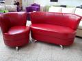 Designové sedací soupravy a nábytek z masivu, Šumperk