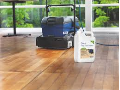 Strojov� �i�t�n� podlah d�evo, vinyl, PVC, lino - profesion�ln� �i�t�n� a �dr�ba podlah i koberc�