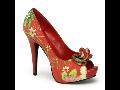 Baleríny, luxusní lodičky i svatební boty v e-shopu Sexy boty