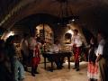 Ochutnávka skvělých vín ve vinařství, vinné sklepy Valtice