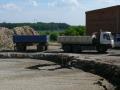Doprava stavebn�ho materi�lu