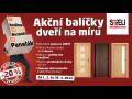 Dveře, zaměření, montáž Jihlava, kraj Vysočina
