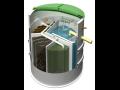 Domovní čistička odpadních vod MICROCLAR AT6