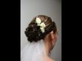 Svatební a společenské účesy, kartáče tangle teezer Valašské Meziříčí