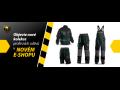 Ochranné pracovní pomůcky, pracovní oděvy Jihlava, Vysočina