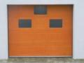 Sekční garážová vrata na dálkové ovládání Přerov, Lipník nad Bečvou