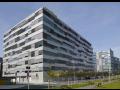 Stavba moderních, designových budov
