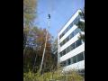 Rizikové kácení, stromolezci - bezpečnostní ořez stromů