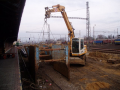 Pronájem stavebních strojů Břeclav, Jihomoravský kraj