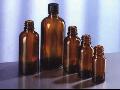 Lahvička na tinktury, kapky, oleje, esence, roztoky pro farmacii