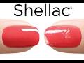 Manikúra Shellac vydrží neporušená až 3 týdny