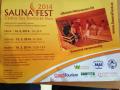 Saunování tak, jak ho neznáte - SAUNA FEST Kunětická Hora