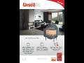 Prodej, e-shop, teplovzdušné krbové vložky UNICO, bezroštové, roštové