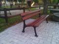 Litinové lavičky Brno