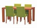 Prodej dřevěné kovové plastové židle jídelní rozkládací stoly soupravy Liberec
