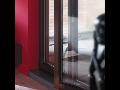 Prodej, montáž kvalitní plastová a hliníková okna, dveře Rožnov, Valašské Meziříčí, Hranice
