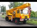 Autojeřáby a montážní plošiny, Ostrava